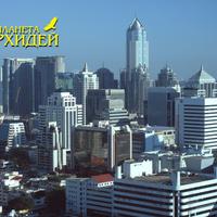 Небоскрёбы Бангкока