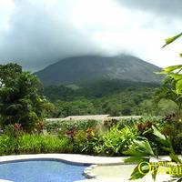 Вулкан в Аренале