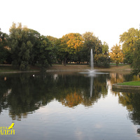 Золотая осень в Дрездене