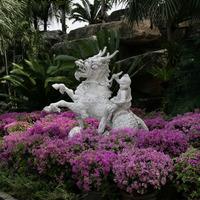 Скульптура по сюжету из Рамаяны