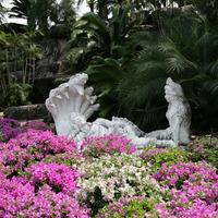 Прекрасно выполненная скульптура