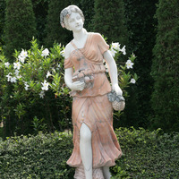 Французский сад. Парковая скульптура