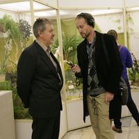 Игорь Белицкий и корреспондент Радио России