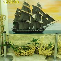 Корабль под парусами - главная тема